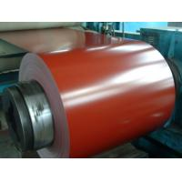 Cold - Rolled Deep Drawing Galvalume Color Coated Steel Coil DX52 DX53 , Prepainted Steel Coil