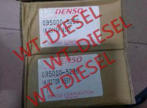China DENSO fuel injector 095000-5220,095000-5224,095000-5226 for HINO E13C on sale