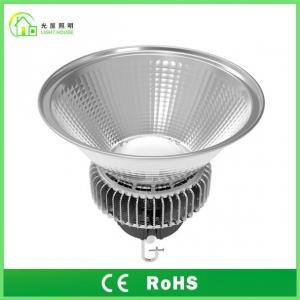 China 380v High Efficiency Commercial Led High Bay Lighting 100w 120w With AC85-277V Input on sale