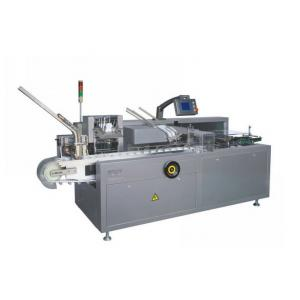 China Full Automatic Cartoning Machine , Hot Melt Glue Machine For Food / Pharmaceutical Packaging on sale