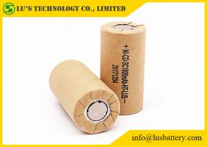 China bateria recarregável do nicd do SC size1800mah da bateria 1.2v do nicd on sale