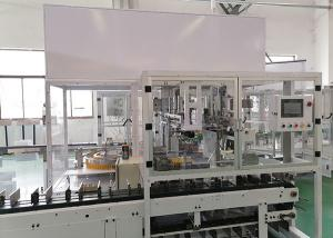 China High Speed Automatic Stacking Machine For Sanitary Pads Convenient Installation on sale