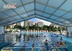 High Quality Sport Event Tents Blackout PVC Roof Cover For Swimming Pool