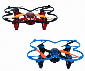 China Double horse 9136 2.4G 6 Axis 4CH RC Flying UFO With HD Camera LED lights RC Quadcopter on sale