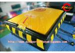 China 8 * 6 * 2.5M Outdoor Large Inflatable Air Track / Inflatable Air Tumble Track wholesale