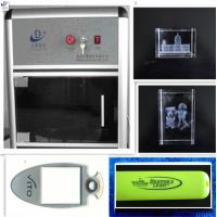 Souvenirs Processing Automatic Laser Marking Machine Mini Structure Fasten Speed Scanner