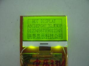China Graphic  LCD  Module   COG12864-20 on sale