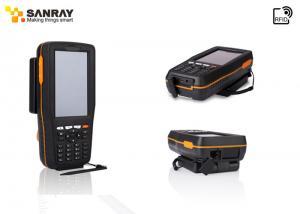 China Mobile Rugged Rfid Reader Handheld For Vehicle Management System on sale