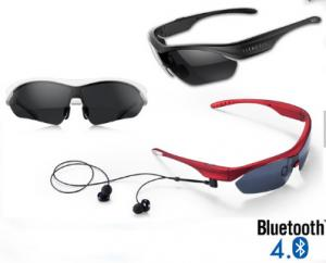 China Wonderful Gift Smart Sport Bluetooth Sunglasses for drivers, climbers, fishers, walkers on sale