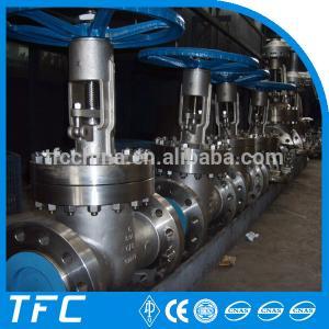 China heavy duty raised face flange gate valve on sale