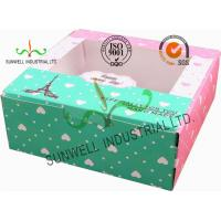 China Cardboard Christmas Gift Packaging Boxes , Candy / Chocolate Packaging Boxes on sale