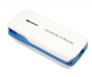 China 3-in-1 3G/4G Wifi Router、Power Bank、Mini Wifi AP on sale