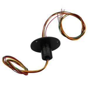 China Transmissão pequena do sinal do anel deslizante dos circuitos estáveis do desempenho 6 para a tabela do giro on sale