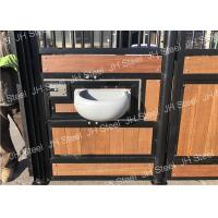 China Horse Stall in Galvanized Hot dip galvanized or powder coated horse stall on sale
