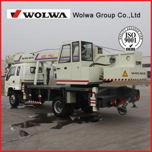 China telescopic boom truck mounted crane for sale 8 ton on sale