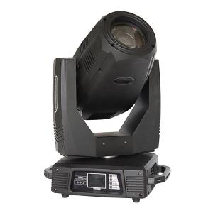 China High Quality Touch Screen Double Prisms 350W 17R Moving Head Beam Spot 3in1 Light on sale