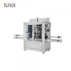 China High Density Anti Drop Soy Sauce Filling Machines on sale