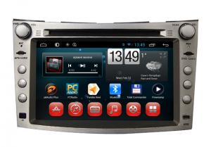 China Subaru Legacy Outback car radio navigation system Android DVD Player 3G Wifi on sale