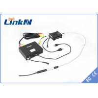 China High Definition COFDM Transmitter NLOS 2KM LOS 20KM With Digital AES 256 Encryption on sale