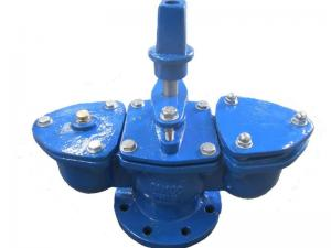 Quality 1 Inch Pneumatic Quick Release Valve , Vent O Mat Air Pressure Release Valve for sale