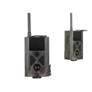 China Internet GSM 3G Hunting Trail Camera for Home , Office , Construction Site on sale