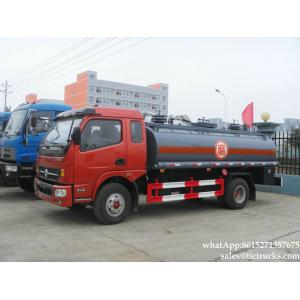 China dongfeng aicd tanker -4-9Tons -chemical-liquid-tank  factory sale on sale