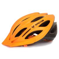Custom Lightweight Folding Mountain Bike Helmet For Outdoor Sport