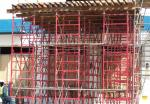 Telescopic Main beam Slab formwork system With Adjustable Prop Table Formwork