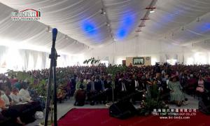 China Hot Sale Outdoor Event Church Tent in Nigeria from Liri Tent on sale