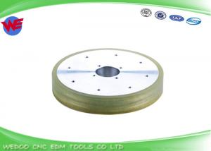 China A290-8101-X371 Fanuc EDM Parts F440 Upper Brake Shoe  Urethane Tension Roller on sale