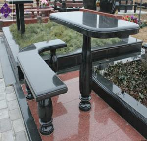 China Outdoor Garden Granite Stone Bench/Tables and Chairs on sale