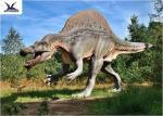 Park Decorative Artificial Dinosaur Garden OrnamentsLife Size Dinosaur Decoration Models