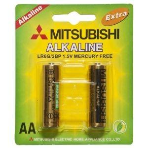 China Lr6 Mitsubishi Alkaline Battery (LR6) AA battery on sale
