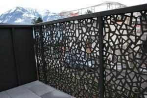 Quality Powder Coated Decorative Outdoor Metal Screen Villa Garden Aluminum  Panel For Sale