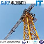 Factory supply 6t load hammer top tower crane TC5610 tower crane with CE