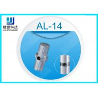 Intermediate Aluminum Tubing Joints Zine-alloy Lightweight Union Joint AL-14