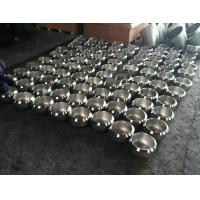 China Sch40 / Sch80 / Sch120 Stainless Steel Forged Caps 6 Inch Customized on sale