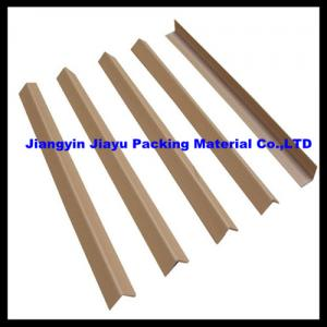 China Brown Paper Angle Protector For Cargo Packing on sale