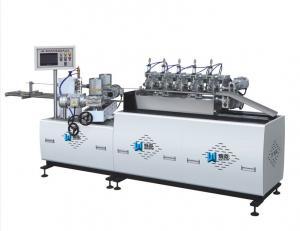 China Drinking Straw Making Paper Tube Machine , CE Paper Pipe Making Machine on sale