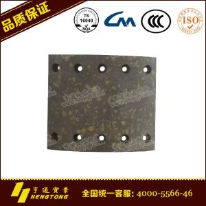 China Truck parts brake lining wear BPW 200 for heavy duty truck 19094 on sale