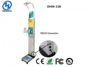 Quality Body Mass Index Medical Height And Weight Scales Fat Rate BMI Blood Pressure for sale