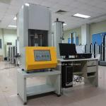 Computer Servo Plastic Testing Machine / Rubber Mooney Viscosity Meter With High Precision Sensor