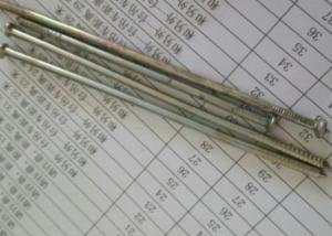 China 10Ga 60mm Insulation Stud Welder Pins Secure Board Insulation To Metal Heating on sale