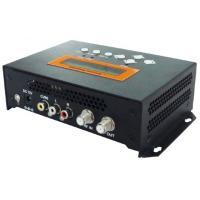 China REM7501M digital tv headend CVBS to DVB-T Encoder Modulator mpeg-2 encoding(Home-Version) on sale