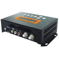 China REM7501M Encoder Modulator CVBS to DVB-T mpeg-2 encoding(Home-Version) digital tv headend on sale