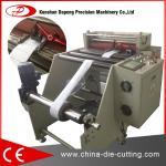 máquina de corte automática da folha dos pp da precisão