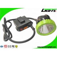 50000lux Brightness Rechargeable LED Mining Cap Lights for Hunting Headlamp Use 11.2Ah Li-ion Battery