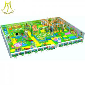 China Hansel  play house for kids children play centre baby playground plastic house children on sale
