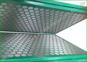 China Brandt Cobra HS Shale Shaker Screen 6BHX For Drilling Fluid Filtration on sale