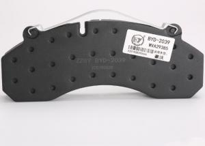 China Commercial Vehicle Disc Brake Pads  Over 60, 00km Working Life on sale